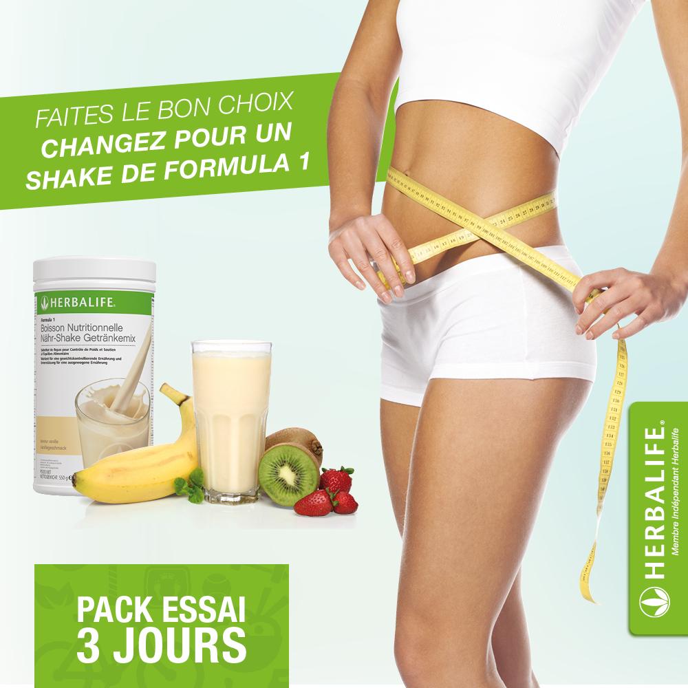 Changer pour un shake